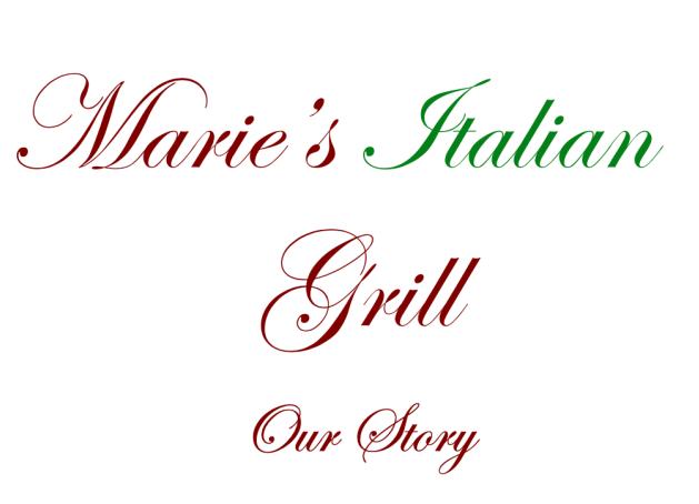 Marie's Italian Grill