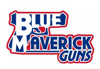 Blue Maverick Guns