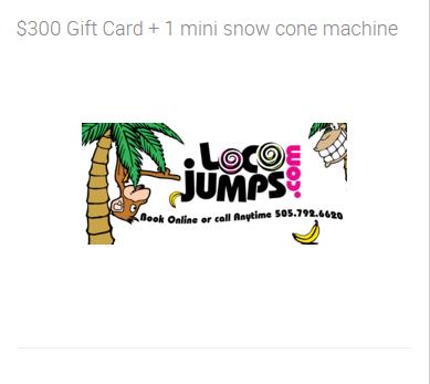 Loco Fun Jumps