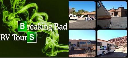 Breaking Bad RV Tours
