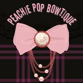 Peachie Pop Bowtique