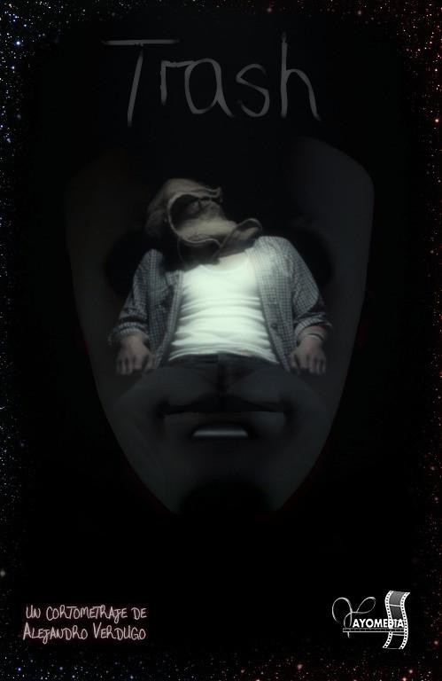 Cartel promocional del cortometraje.