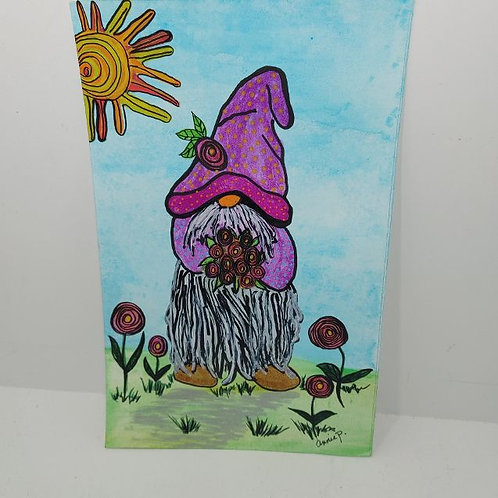 Easter Gnome by Annie