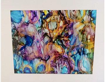 Print 8x10 - Flowers in the Rain
