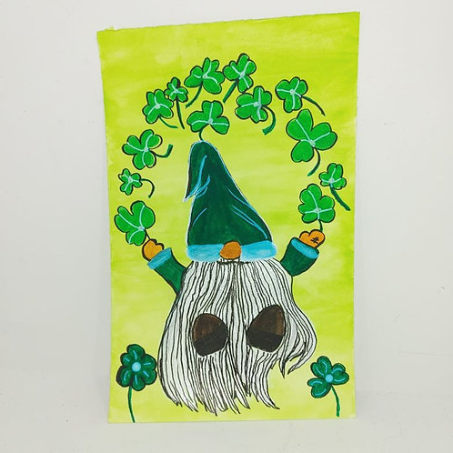 Paddy O'Gnome by Annie