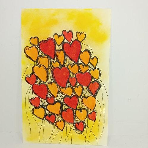 Print 8x10 - Valentines