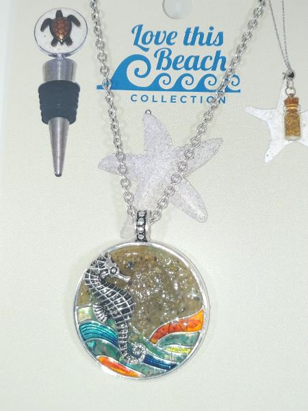 Love this Beach necklace- 933-426