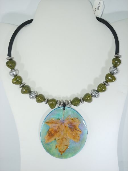 Necklace - 651-195