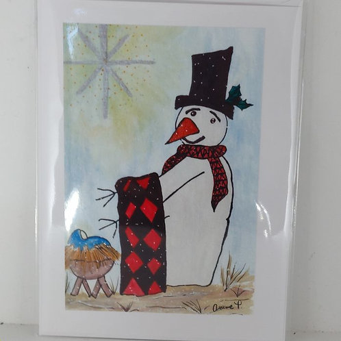 Notecards - Baby it's cold outside