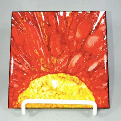 Tile - Sunset