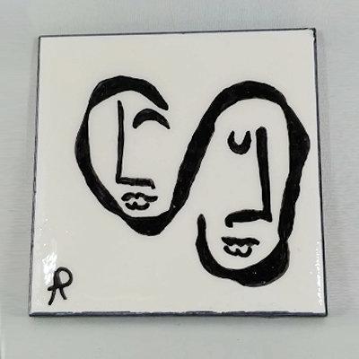 Tile - Face 6