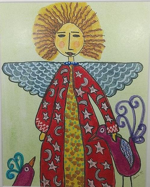 Angel Anna by Annie