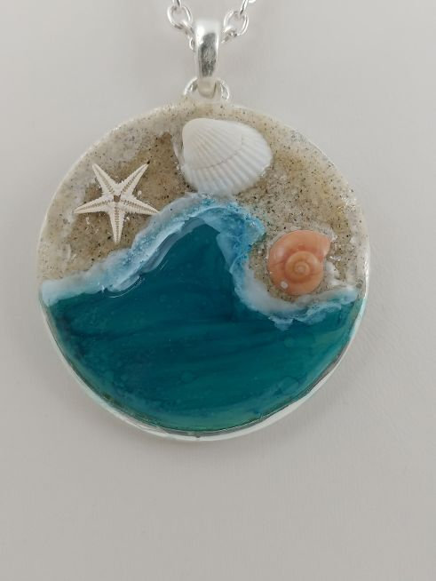 Love this Beach necklace- 933-465