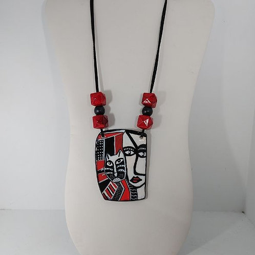 Necklace - 1074-16