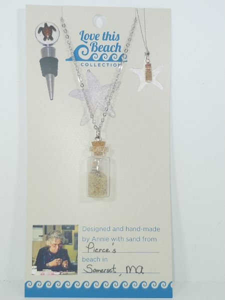 Love this Beach - Necklace 933-411
