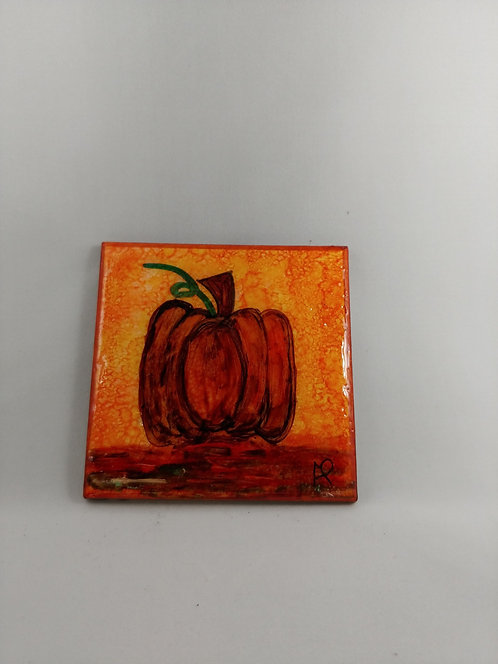 Tile - Pumpkin tile 2