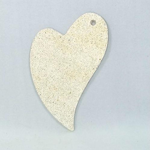 Love this Beach - Ornament Heart