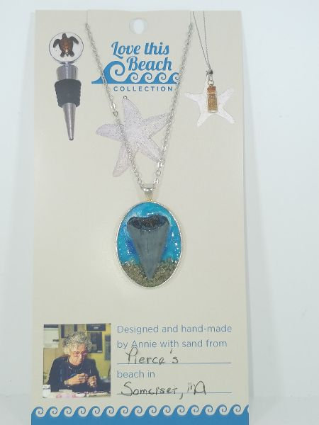 Love this Beach - Necklace 933-402