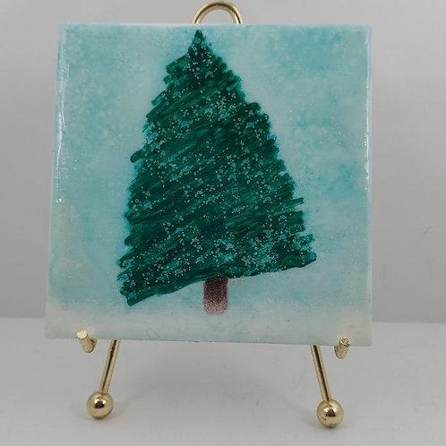 Tile - Christmas Tree