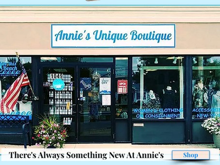 """What will shopping in the """"New Normal"""" at Annie's look like?"""
