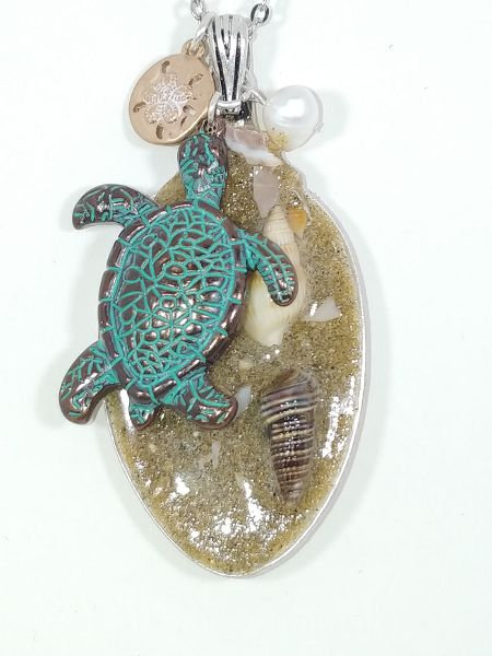Love this Beach - Necklace 933-398