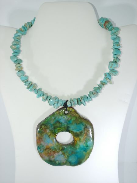 Necklace - 933-458