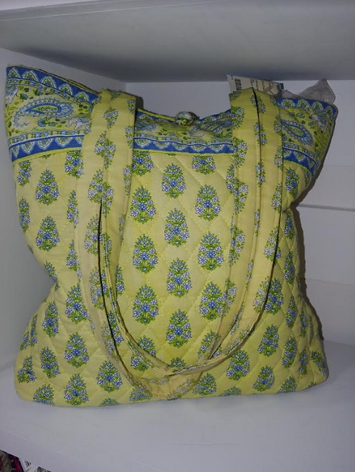 Consignment Bag . 871-4 . VeraBradley