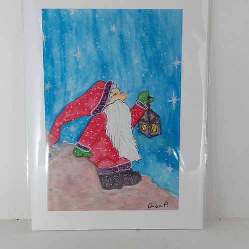 Print 8x10 - Glowing lantern