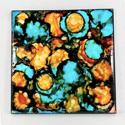 Tile - Flower 4