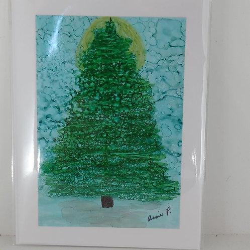 Notecards - Oh Christmas tree