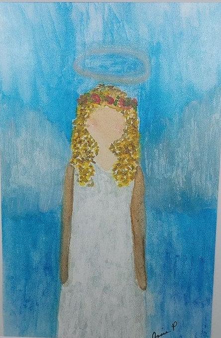 Angel Astrid by Annie