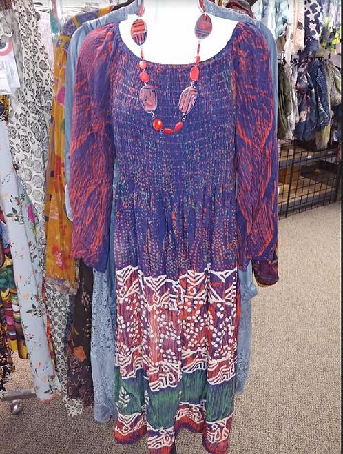 Sacred Threads Dress 1011-69
