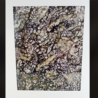 Print 8x10 - Molten Lava