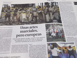 Reportaje Faro de Vigo