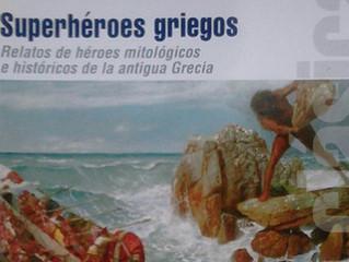 Superhéroes griegos