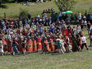 Batalla Astur-Romana de Carabanzo (Asturias)