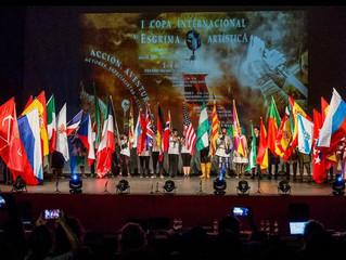 I Copa Internacional de Esgrima Artística
