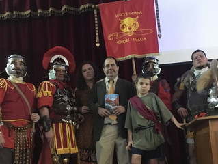 "Presentacion del Libro ""Los Jinetes del Mar"""