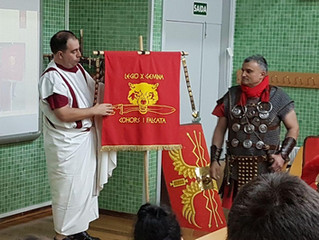 Legio X Cohortis I Falcata en la USC