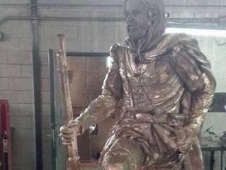 Escultura de Gonzalo de Vigo. Primeras impresiones