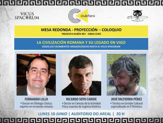 Conferencia Club Faro