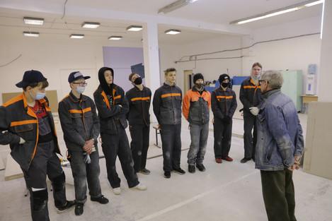 Конкурс по профессии «Монтажник каркасно-обшивных конструкций»