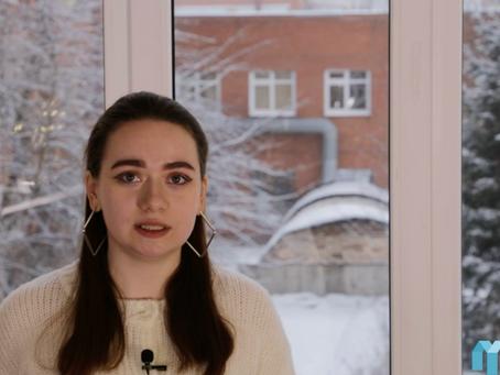 """Студенты Колледжа метростроя участвуют в литературном флешмобе """"Муза блокады"""""""