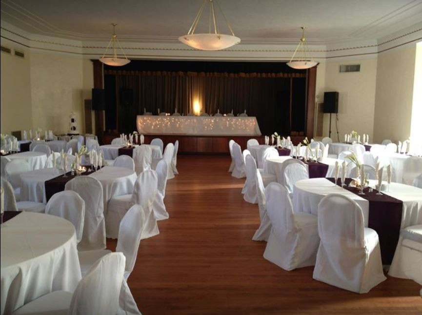 lake anna hall, wedding dj, venue
