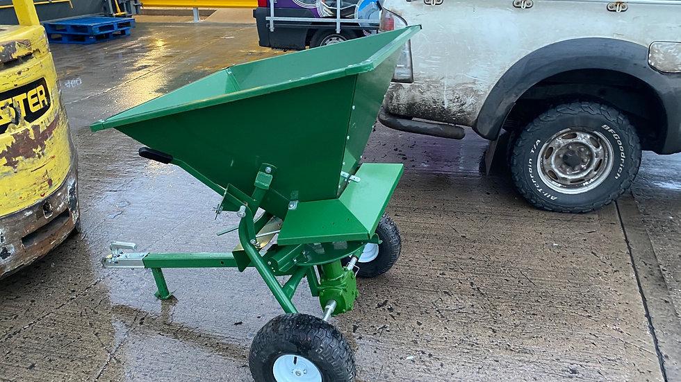 Kellfri Fertiliser/Grit/Grass Seed Spreader 160KG Hopper