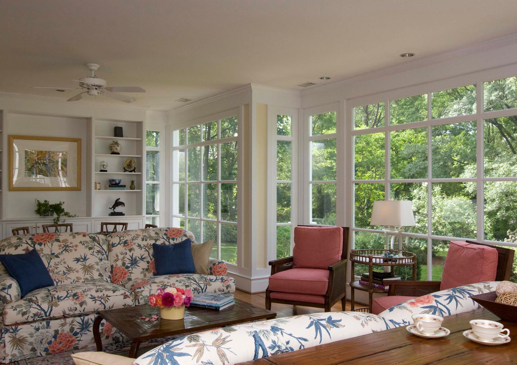 Alexandria VA garden room