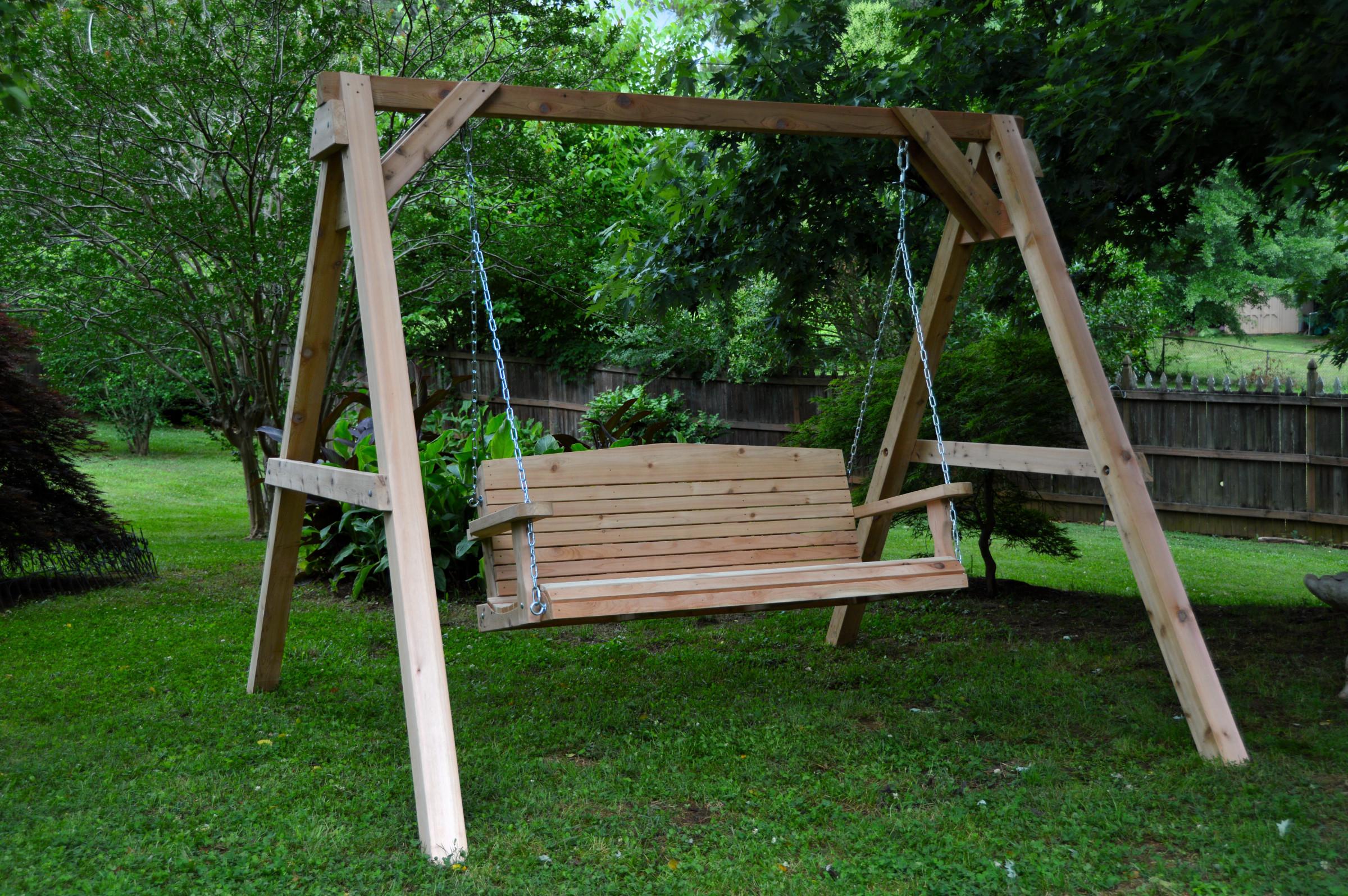 Porch Swings Patio Swings Swing Beds Georgia Swings
