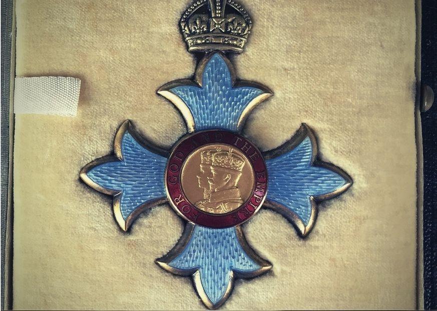 Medalha da Excelentíssima Ordem do Império Britânico