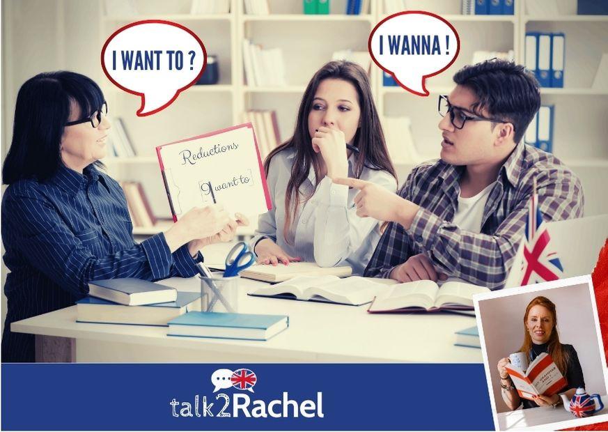 Professora explicando wanna para dois alunos