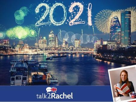 Palavras e expressões em inglês para o Ano Novo!